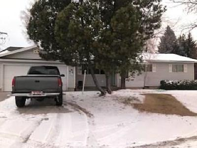 Idaho Falls ID Single Family Home For Sale: $175,000