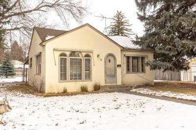 Idaho Falls ID Single Family Home For Sale: $88,000