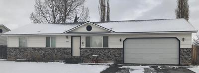 Idaho Falls ID Single Family Home For Sale: $229,000