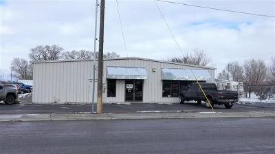 Bannock County Commercial For Sale: 134 E Linden Avenue
