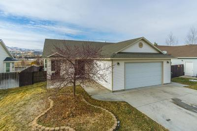 Pocatello Single Family Home For Sale: 3501 Golden Street