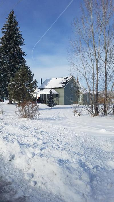 Fremont County Single Family Home For Sale: 1673 E 400 N