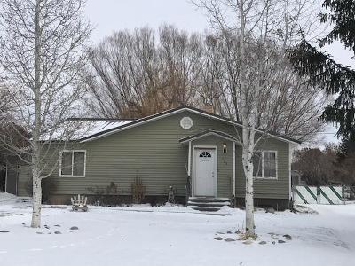 Blackfoot Single Family Home For Sale: 163 N 725 W