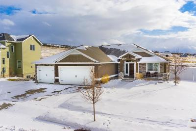 Pocatello Single Family Home For Sale: 3041 Trevor