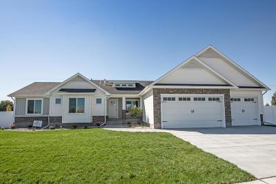 Idaho Falls Single Family Home For Sale: 6136 Glade Circle