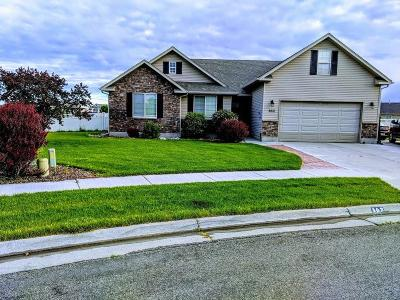 Rexburg ID Single Family Home For Sale: $307,900