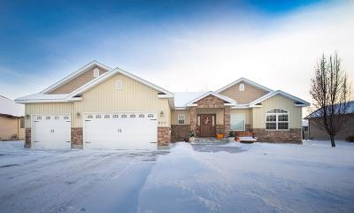 Idaho Falls Single Family Home For Sale: 600 Gatehouse Lane