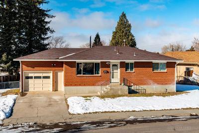 Pocatello Single Family Home For Sale: 21 Purkey Avenue