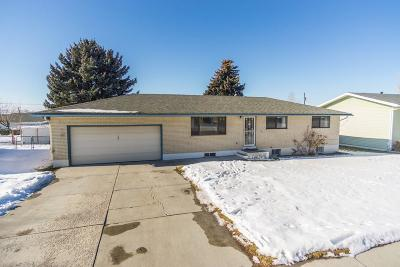 Pocatello Single Family Home For Sale: 199 Appaloosa Street