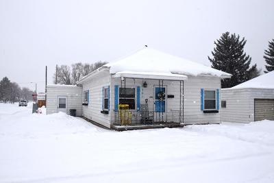 Idaho Falls ID Single Family Home For Sale: $130,000