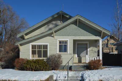 Bonneville County Multi Family Home For Sale: 520 H Street