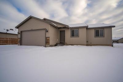 Bonneville County Single Family Home For Sale: 4722 E Denning Avenue