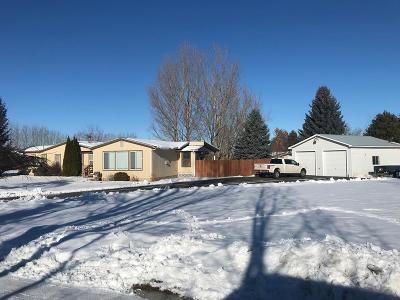 Rigby Single Family Home For Sale: 184 N 3950 E