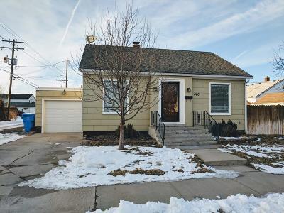 Pocatello Single Family Home For Sale: 340 E Putnam Avenue