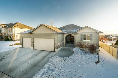 Pocatello Single Family Home For Sale: 2749 Hillview Avenue