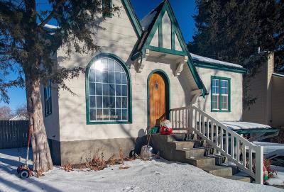 Idaho Falls ID Single Family Home For Sale: $170,000