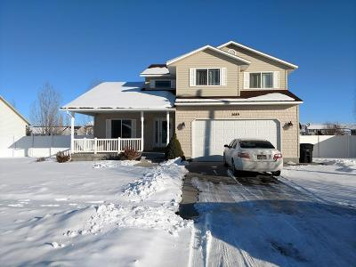 Ammon Single Family Home For Sale: 2089 High Desert Drive