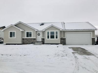Idaho Falls ID Single Family Home For Sale: $269,900