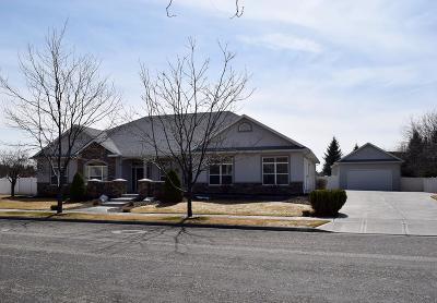 Idaho Falls Single Family Home For Sale: 215 Whisper Cove Place