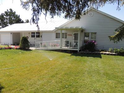 Idaho Falls Single Family Home For Sale: 8459 N 55 E #1