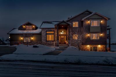 Idaho Falls Single Family Home For Sale: 170 Links Way