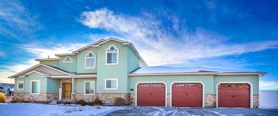 Idaho Falls Single Family Home For Sale: 3783 N Imperial Lane