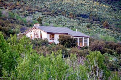 Teton County Single Family Home For Sale: 9125 Edgewood Lane