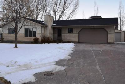 Idaho Falls Single Family Home For Sale: 355 N Opal Circle