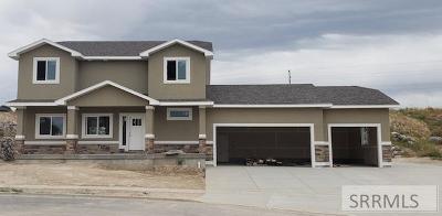 Pocatello Single Family Home For Sale: 372 Andesite Drive