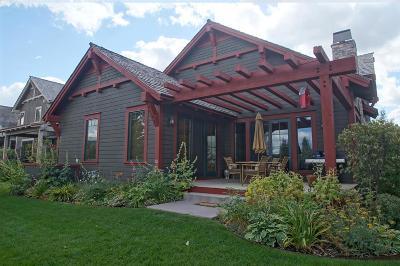 Teton County Single Family Home For Sale: 22 Moulton Lane