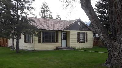 Custer County Single Family Home For Sale: 320 McCaleb Avenue