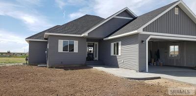 Bingham County Single Family Home For Sale: 1436 E Delmar Drive