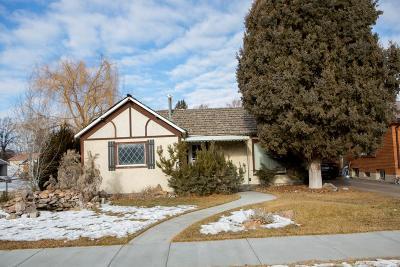 Blackfoot Single Family Home For Sale: 353 S University Avenue