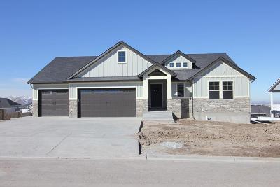 Pocatello Single Family Home For Sale: 2441 Legacy Drive