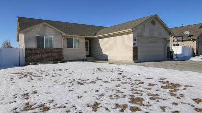 Idaho Falls Single Family Home For Sale: 3864 Summer Sun Drive