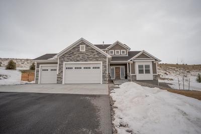 Idaho Falls Single Family Home For Sale: 5777 S Loon Creek Lane