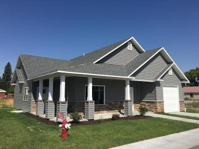 Rexburg ID Single Family Home For Sale: $277,900