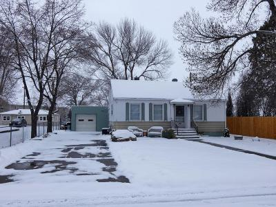 Pocatello Single Family Home For Sale: 1831 S 3rd Street