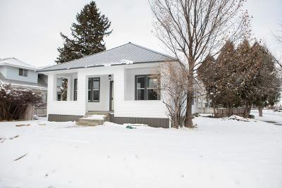 Blackfoot Single Family Home For Sale: 211 S Stout