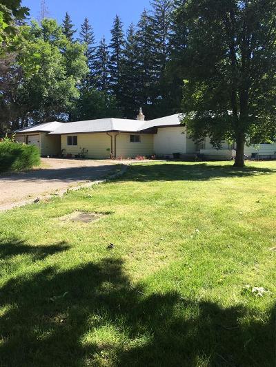 Bingham County Single Family Home For Sale: 829 N 665 E