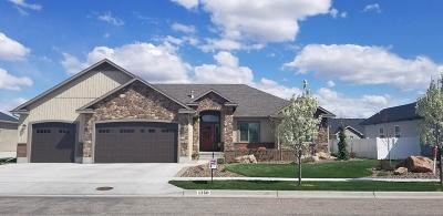 Bonneville County Single Family Home For Sale: 1150 N Bluegrass Lane