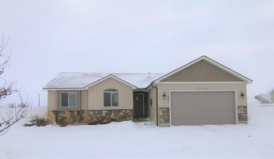 Ammon Single Family Home For Sale: 3998 Shale Avenue