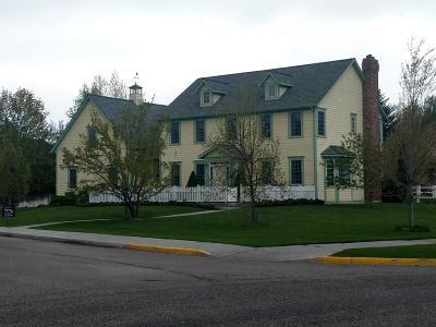 Bonneville County Single Family Home For Sale: 124 E 25th Street