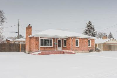 Blackfoot Single Family Home For Sale: 485 S Cleveland Avenue