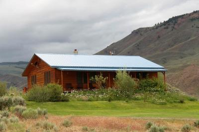 Custer County Single Family Home For Sale: 13501 East Fork Road