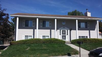 Pocatello Single Family Home For Sale: 1630 Golden Gate