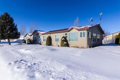 Idaho Falls ID Single Family Home For Sale: $179,000