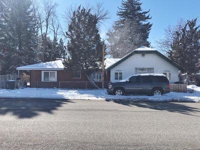 Blackfoot Multi Family Home For Sale: 260 E Judicial Street