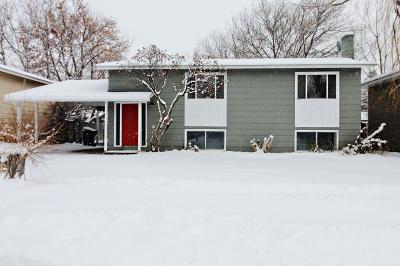 Blackfoot Single Family Home For Sale: 1635 Vernon Avenue