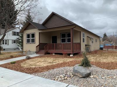 Bonneville County Single Family Home For Sale: 397 8th Street